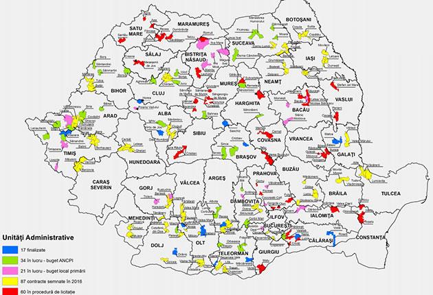 Harta Cadastru Fermierul Argesean
